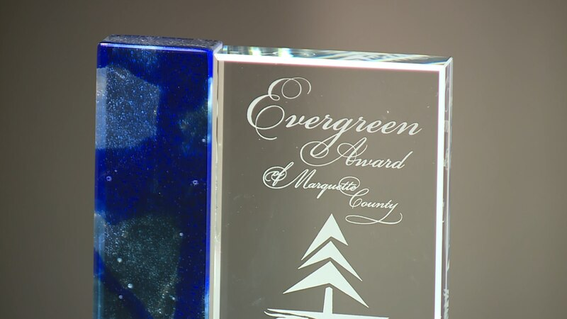 The Evergreen Award of Marquette County