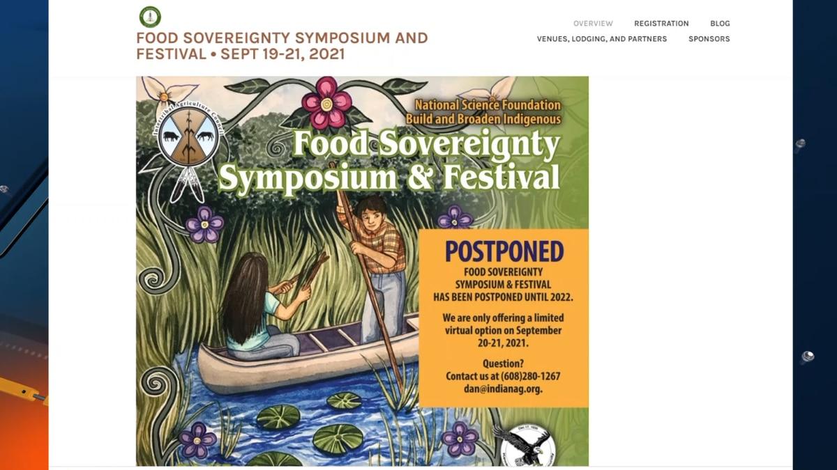NMU Food Sovereignty Symposium