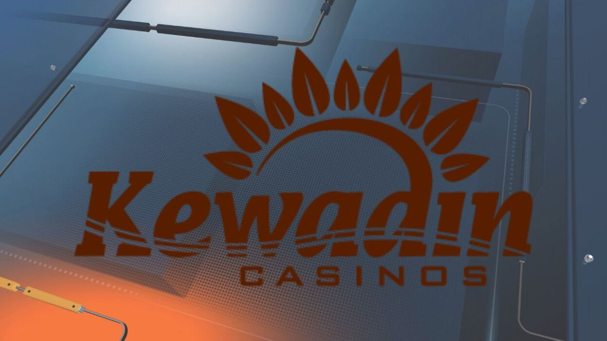 (Kewadin Casinos logo)