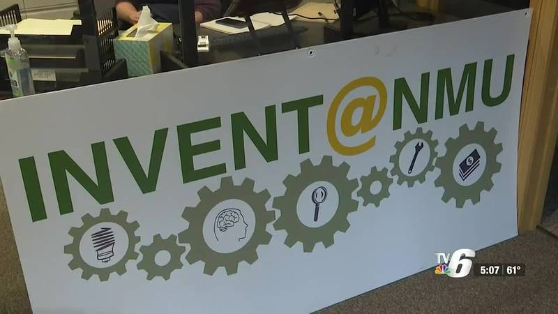 Invent@NMU spotlighted in NMU Alumni Relation's Northern Now series
