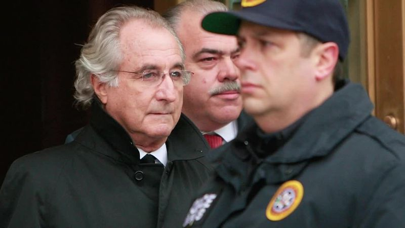 Bernie Madoff, the financier who pleaded guilty to orchestrating a massive Ponzi scheme, has...