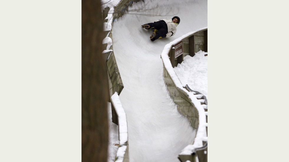 The Muskegon Winter Sports Complex, located in Muskegon State Park, boasts one of only four...