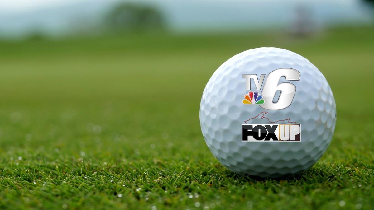 TV6 & FOX UP golf graphic.
