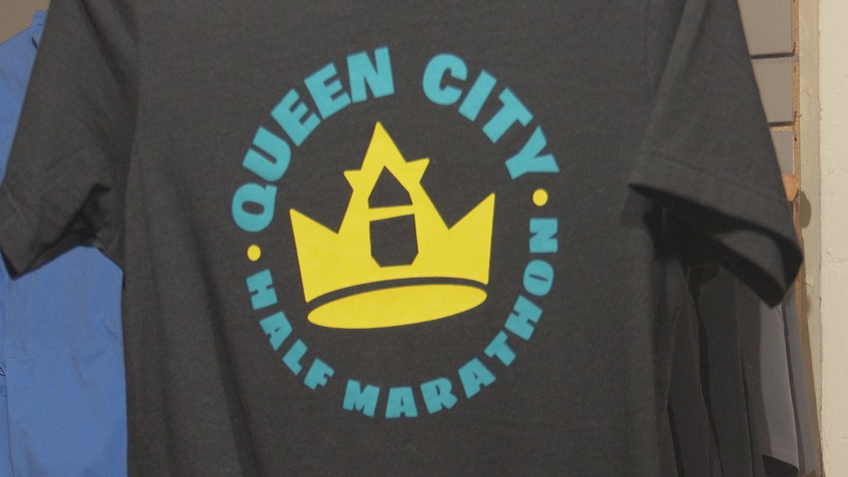The Queen City Half Marathon is on the last day of July, 2021.