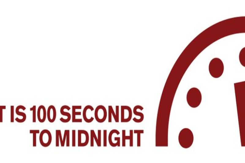 Doomsday Clock It S Closer To Midnight Than It S Ever Been