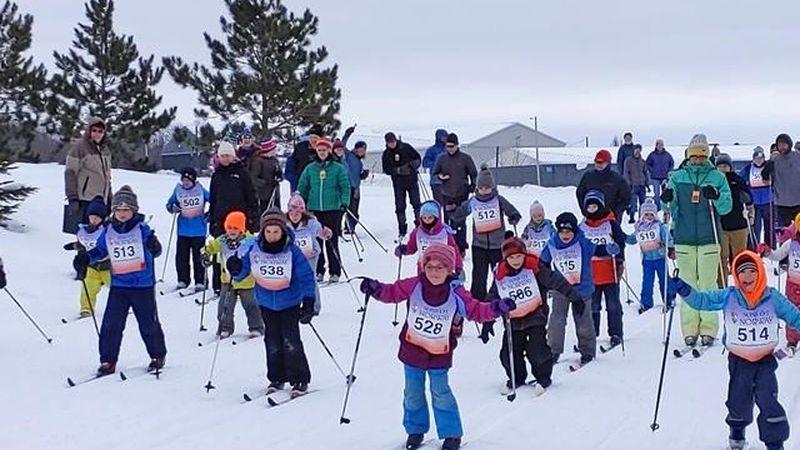 The Barnelopet children's ski event has been postponed until Sunday, February 21.
