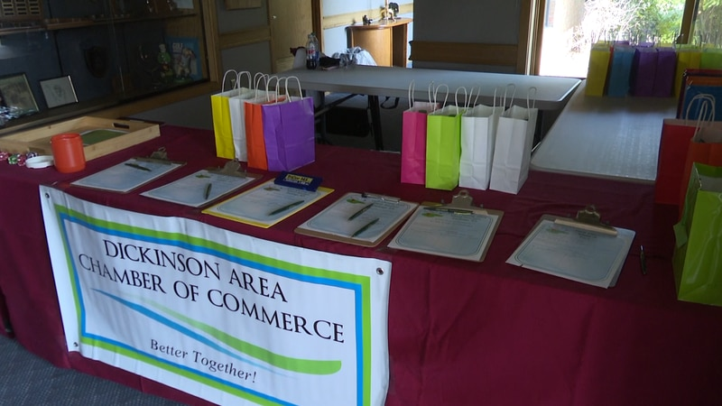 The annual outing supports the Chamber, and proceeds go back to keep it operational