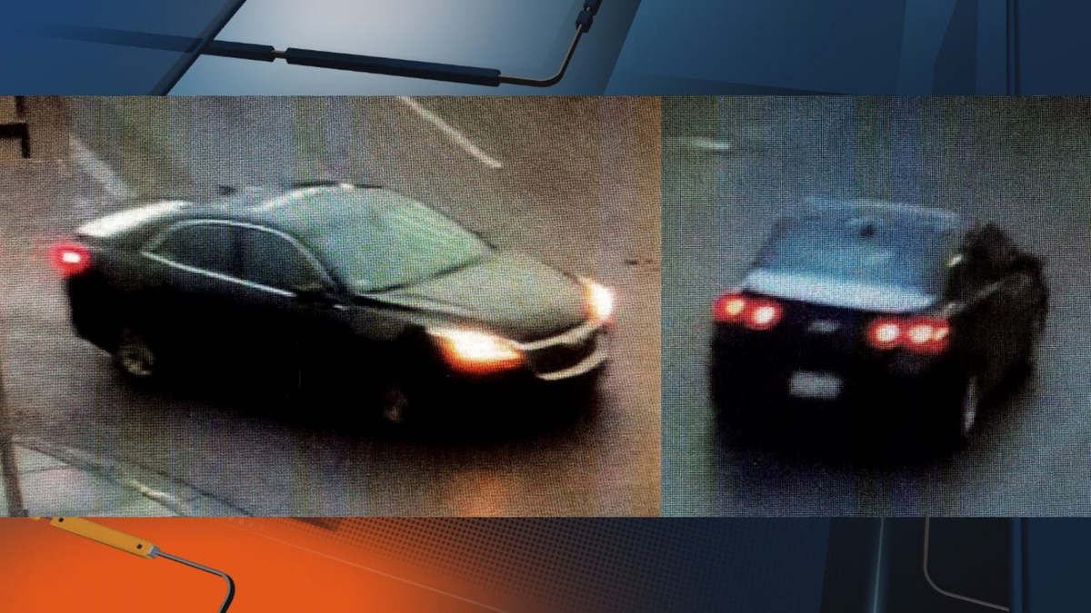 Images of possible vehicle used by a suspect in a breaking and entering at Suomi Restaurant in...