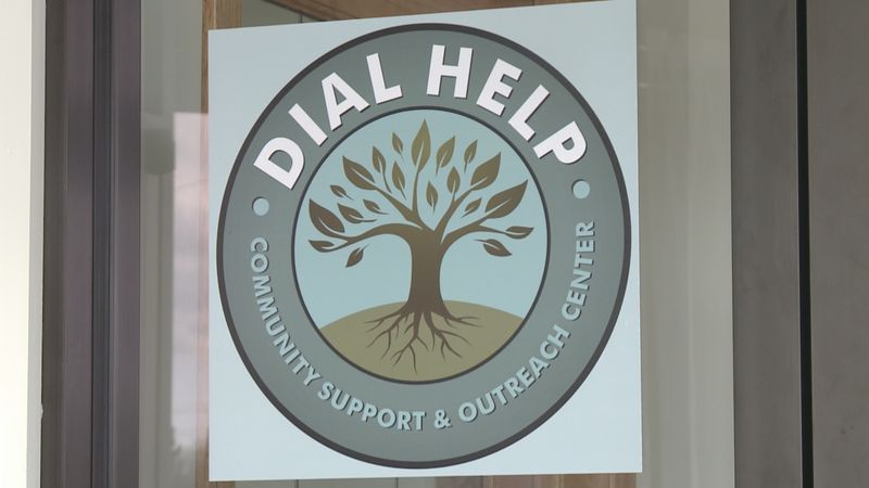 The Dial Help office in Houghton.
