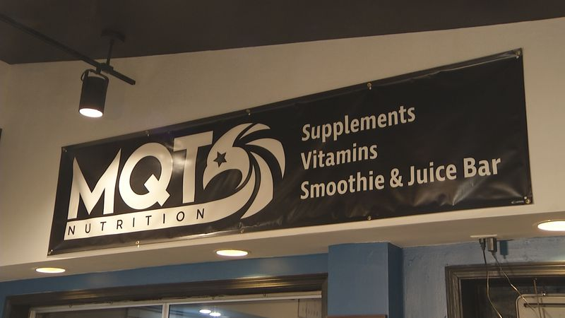 MQT Nutrition sells supplements, vitamins, smoothies, cold-pressed juice, and prepped meals.
