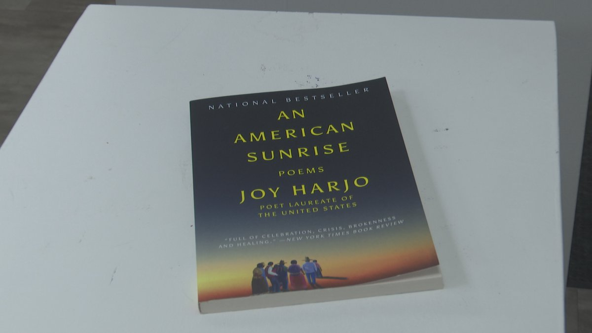 An American Sunrise is this year's pic for the NEA's Big Read program.
