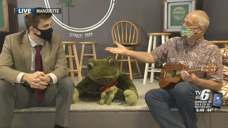 A discussion about the on-going Yooper Uke Week 2020 with Tristan Luoma from the Concerts and...