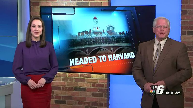 CLK student accepted into Harvard