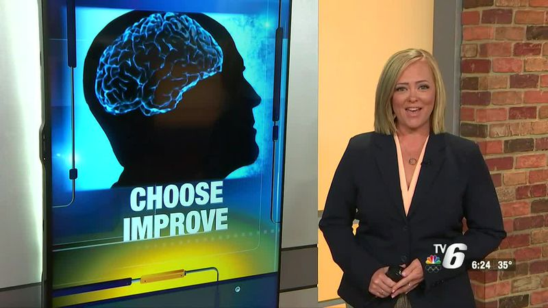 Founder of Choose Improve works with clients to exercise their brain the same way they would an...