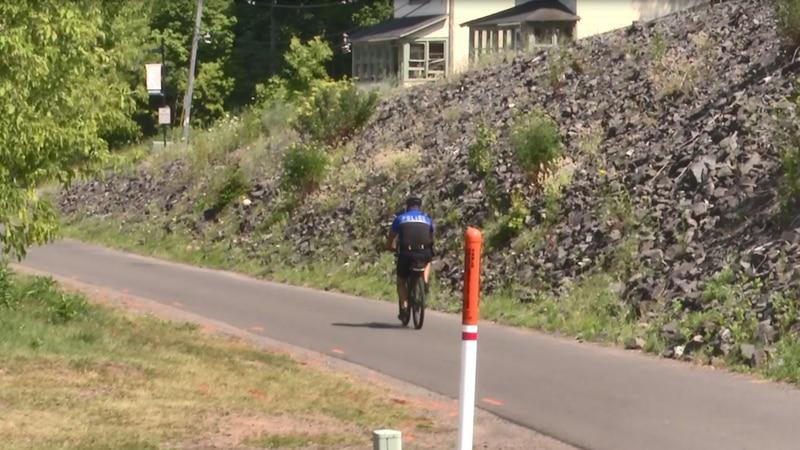 Kinnunen says bike patrols may be more helpful than some think.