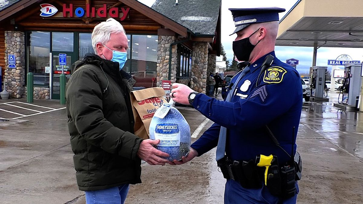On Monday, Nov. 23, troopers from the Michigan State Police (MSP) Sault Ste. Marie Post...