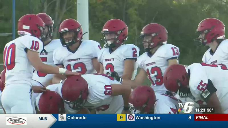 Zach Carlson leads Westwood to rout of Ishpeming