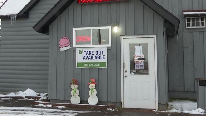 Char's Cafe is located at 13937 US Hwy 45 S Bruce Crossing