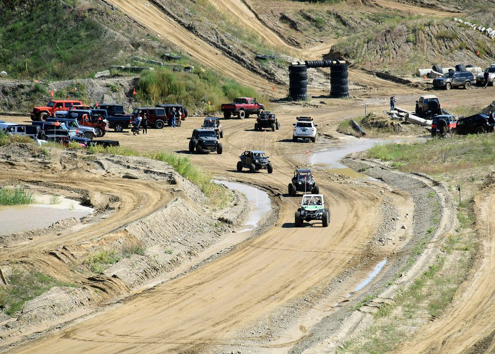 A trust fund grant helped purchase the site of Holly Oaks ORV Park, operated by Oakland County...