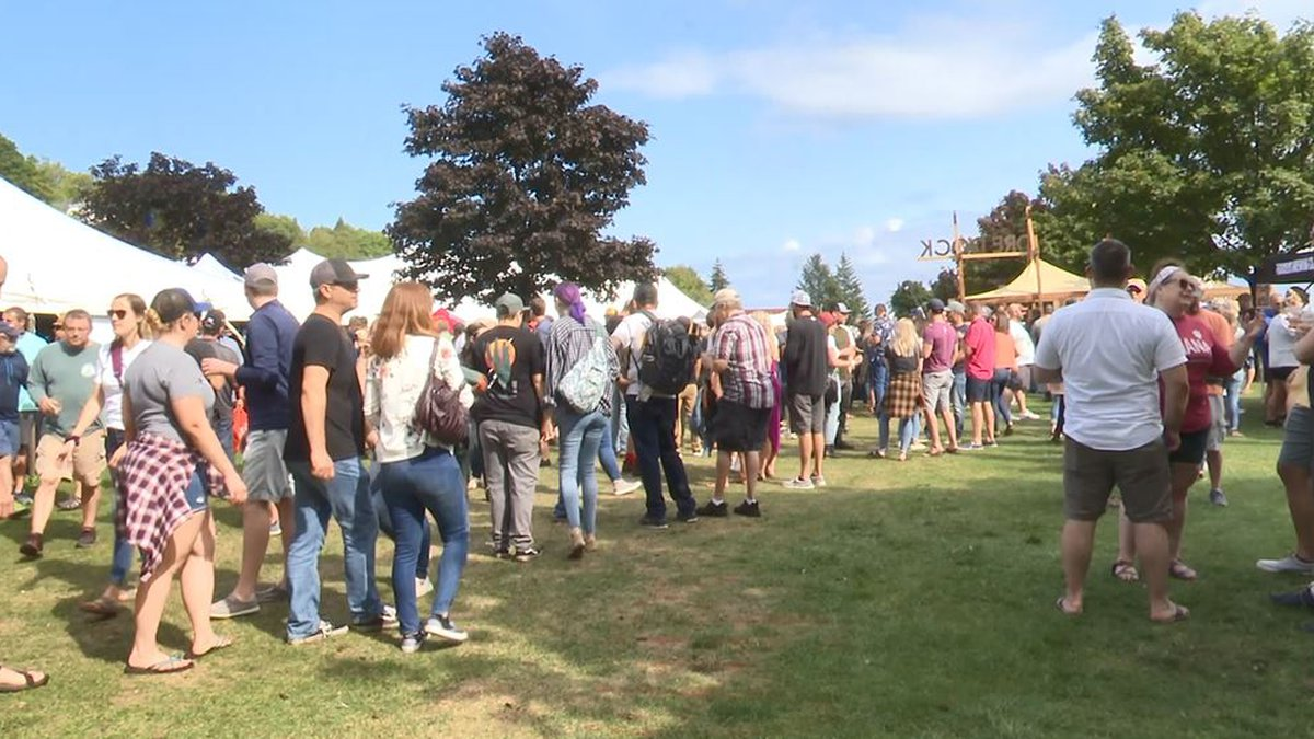 Saturday's Beer Fest sold out of admission tickets