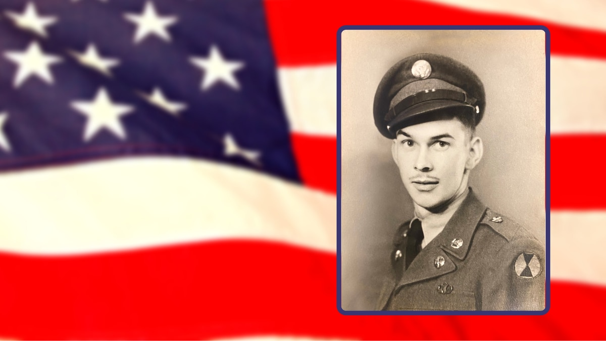 Army Sgt. William E. Cavender, 20, of Leslie, Mich., killed during the Korean War, was...