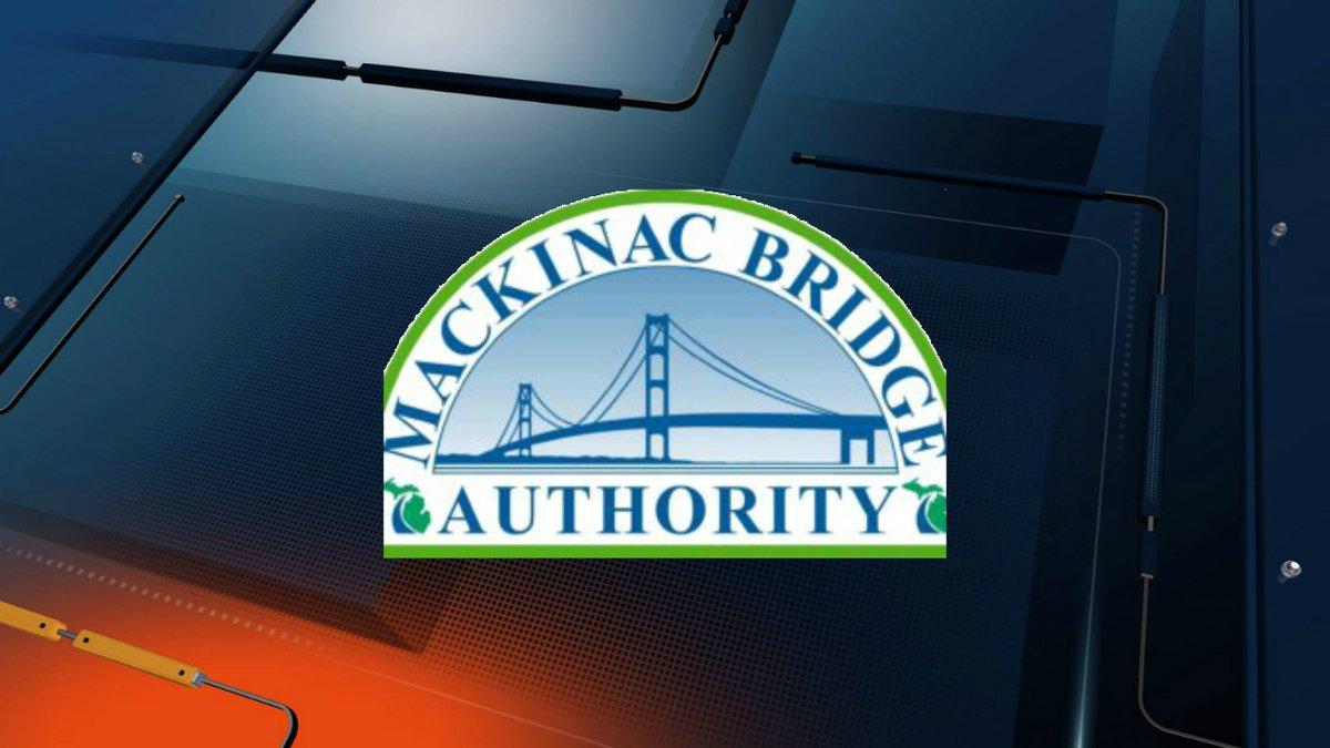 (Mackinac Bridge Authority Graphic)