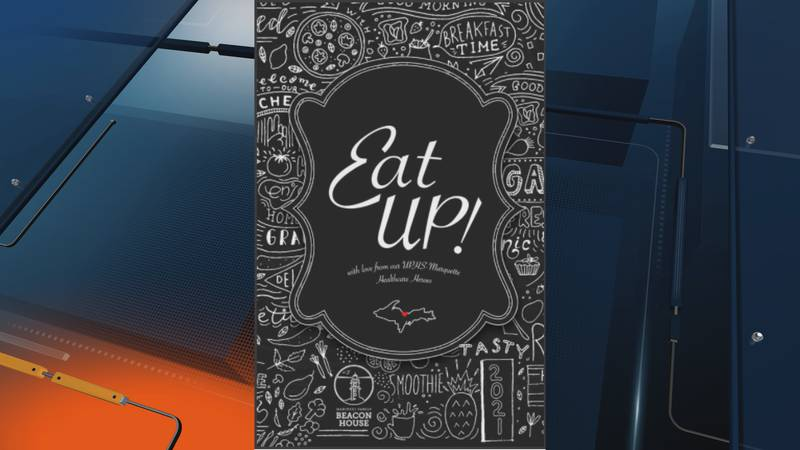 Eat UP! cookbook is available for pre-order.