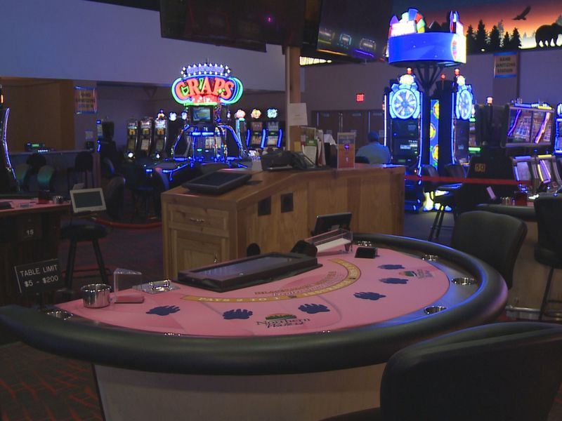 Northern Waters Casino goes pink for Breast Cancer Awareness Month