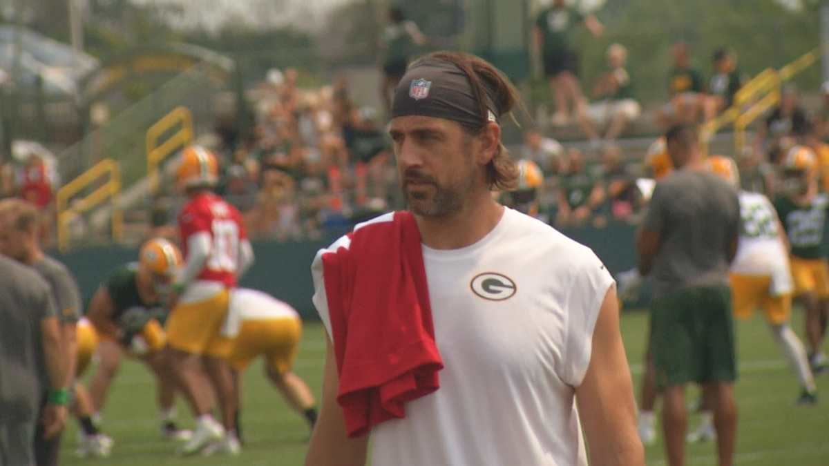 Aaron Rodgers got very candid about the issues he has with the Green Bay Packers during his...