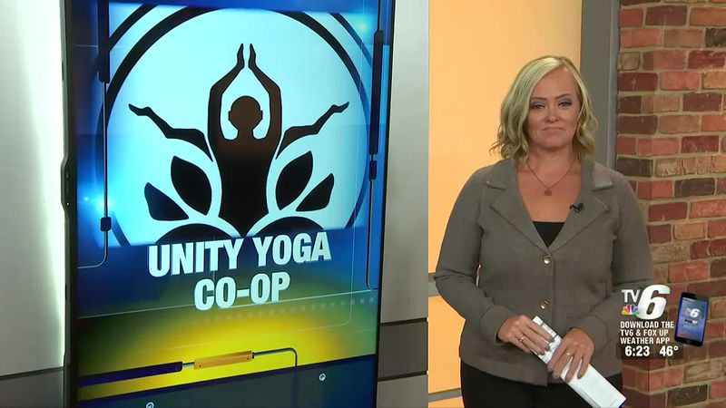 Talking with Unity Yoga instructor Connor Ryan about what the Co-op is all about