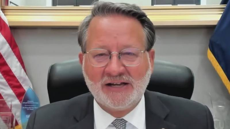 Senator Peters responds to concerns about cybersecurity needs in the Upper Peninsula.