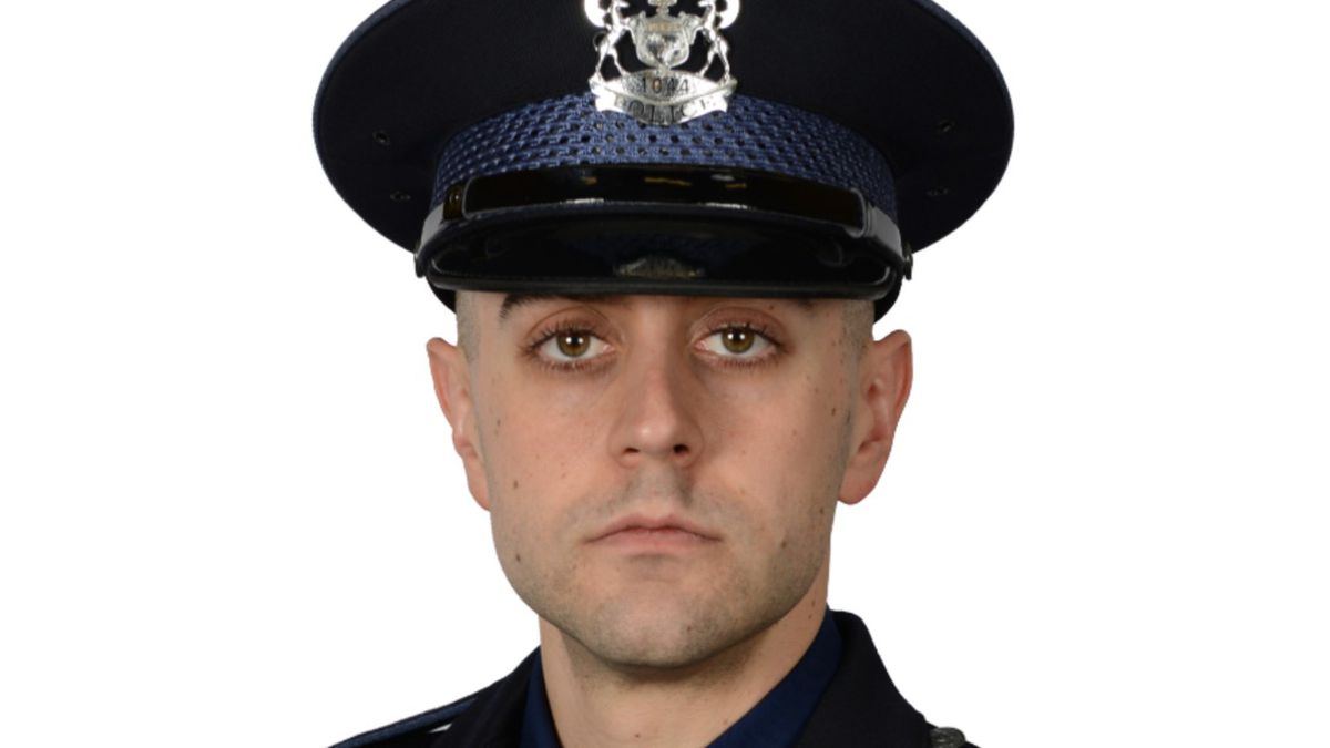 Trooper Caleb Starr died Friday after being hit by a drunk driver back on July 10,  MSP said.