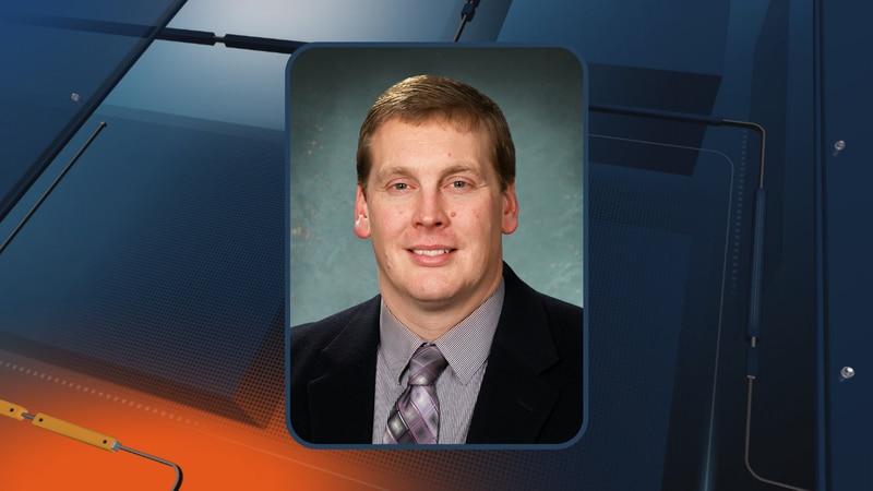 State Sen. Ed McBroom (R-Waucedah Township) who represents Michigan's 38th Senate District.