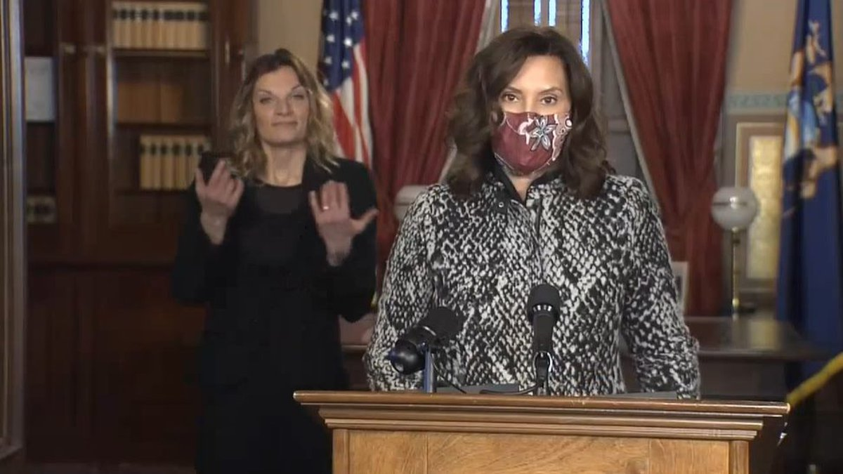 Gov. Gretchen Whitmer's administration has lengthened, by 12 days, a partial shutdown of...