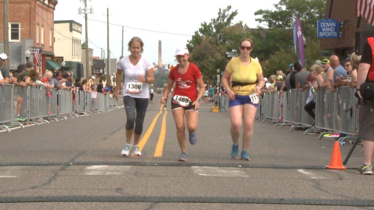 Marquette Marathon WLUC 2018 File Photo.