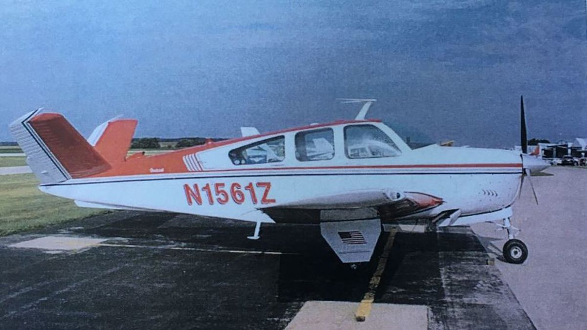 Search Continues For Missing Plane In Lake Michigan