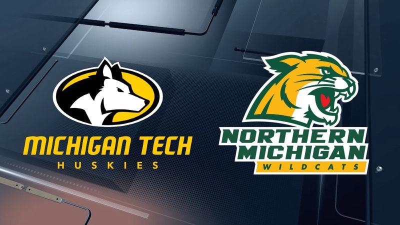 Michigan Tech vs. Northern Michigan
