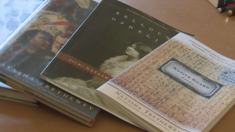 Trethewey's poetry collections.