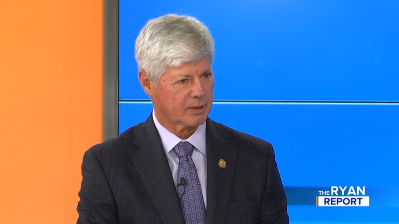 Former Congressman for Upper Michigan, Bart Stupak.