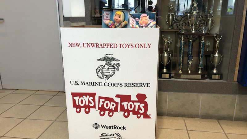 In Fairbanks, toy donations are being accepted around town to help families in need this...