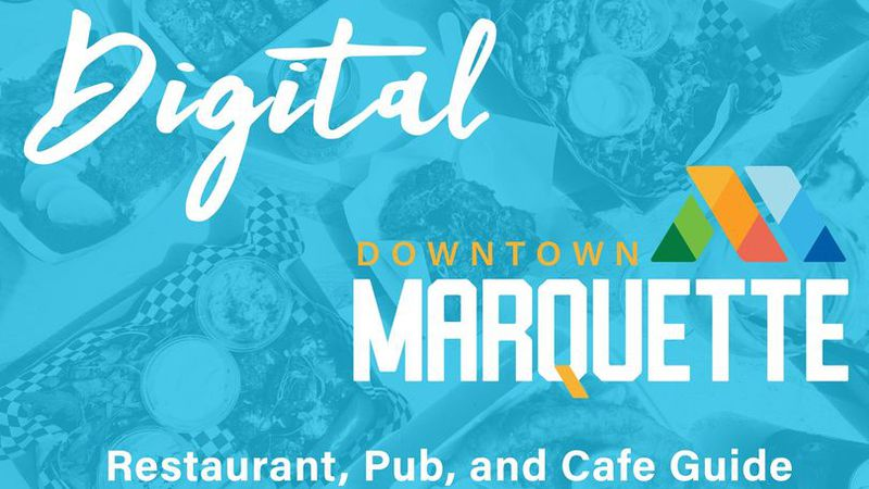 Digital Downtown Marquette by the MDDA.