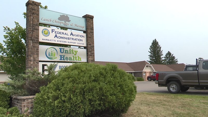 The clinic is located in the Country Village in Ishpeming.
