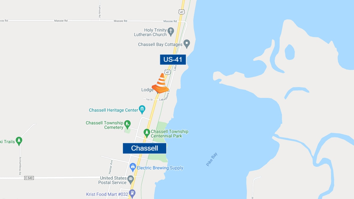 The Michigan Department of Transportation will invest $873,000 to replace a culvert on US-41...