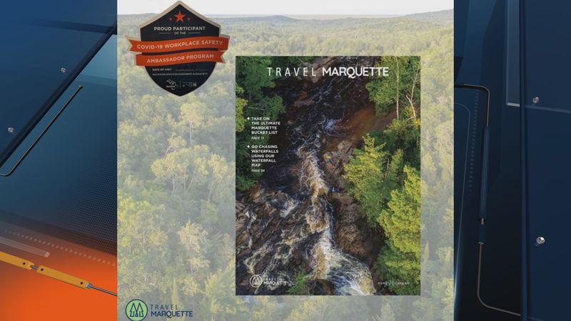 Travel Marquette 2021 Adventure Guide