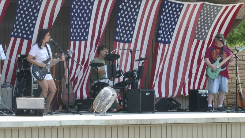 Live music and car show among attractions at event