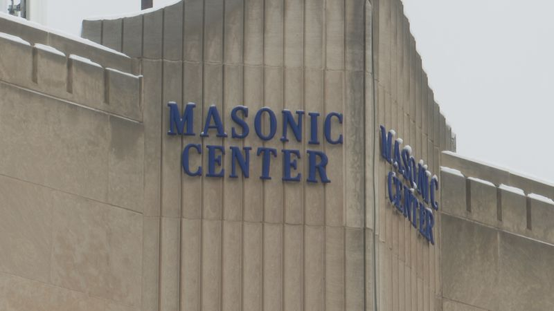 MATI will host a live-stream of musical performances in the Masonic Center Theatre for...