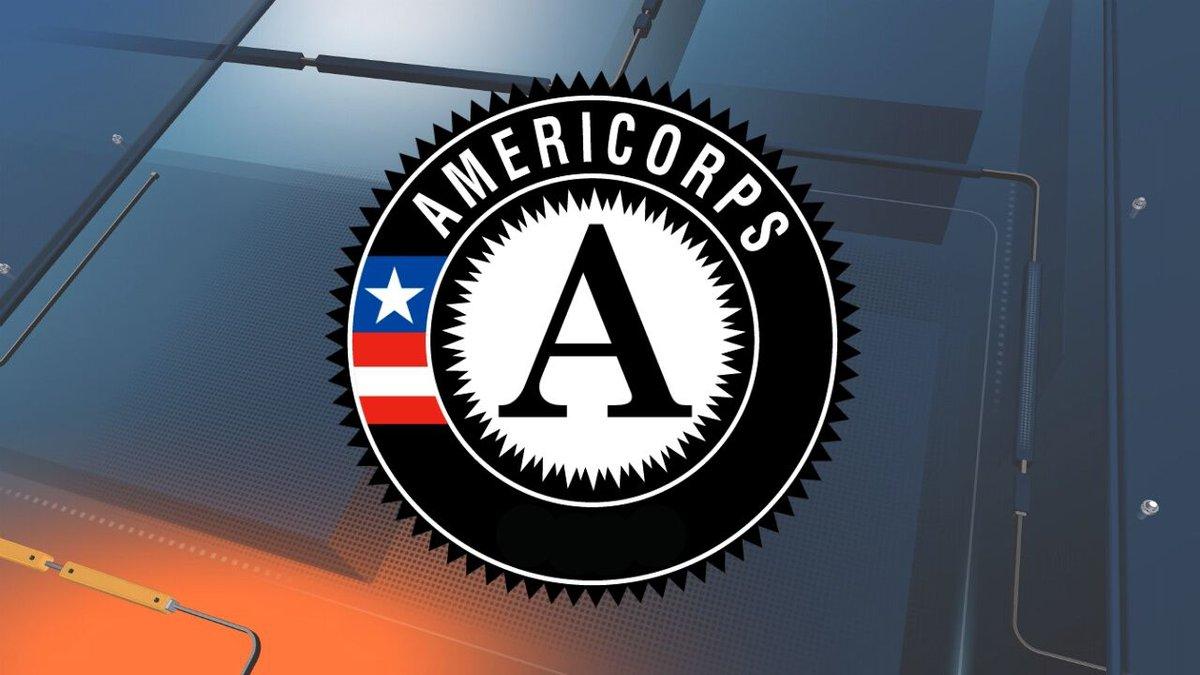 (AmeriCorps logo)