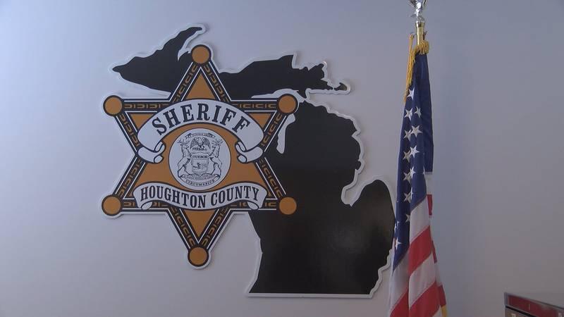 Image of Houghton County Sheriff Logo