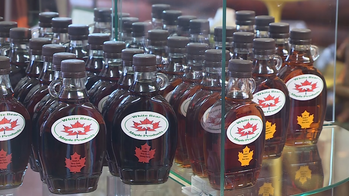 White Bear Maple Products held their grand opening in Ishpeming