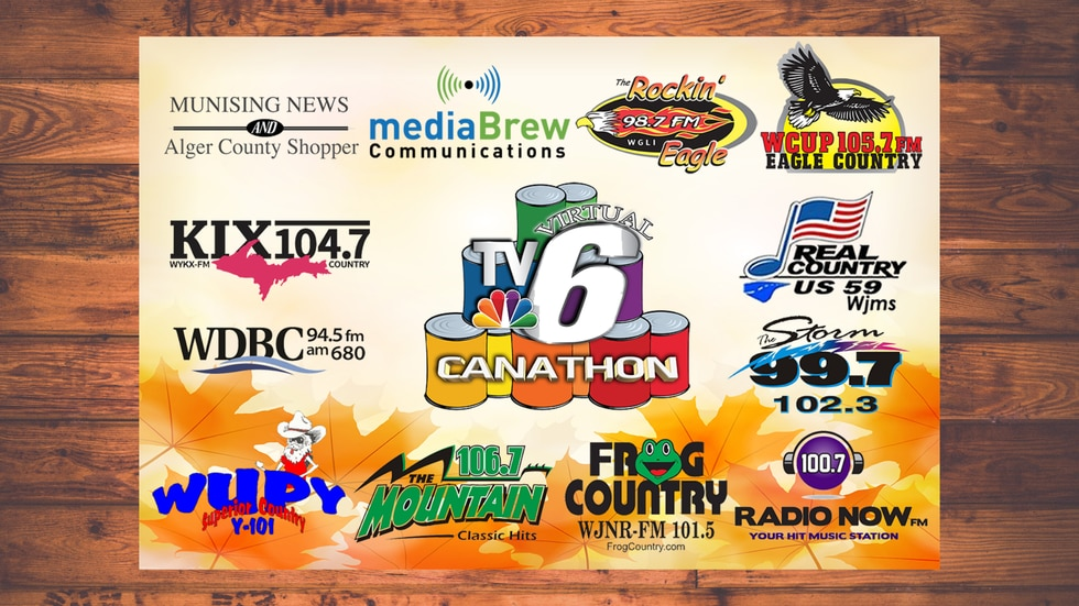 Virtual TV6 Canathon 2020, with area partners.